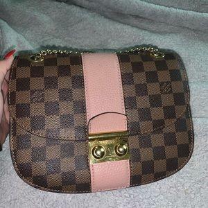 Louis Vuitton authentic cross body bag